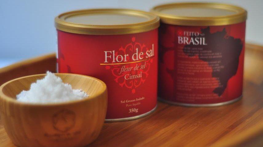 Flor de sal produzida em Mossoró será destaque em salão internacional