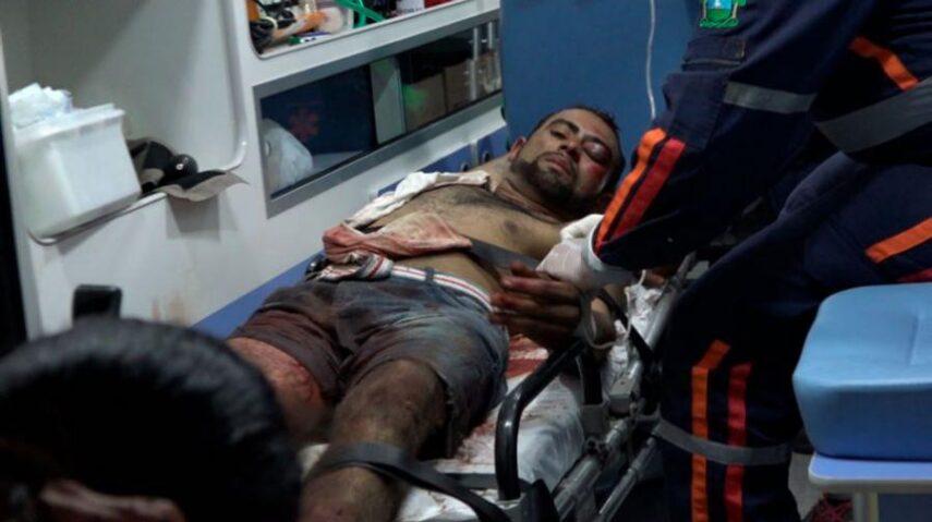 Suspeito de assalto é baleado por desconhecido em Mossoró
