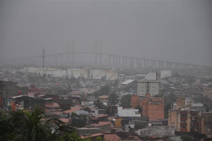 Dia de São José com chuvas no Rio Grande do Norte - Portal do RN