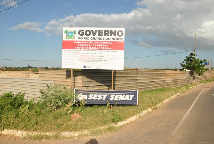 Governo encaminha retomada da obra do Hospital da Mulher - Portal ...