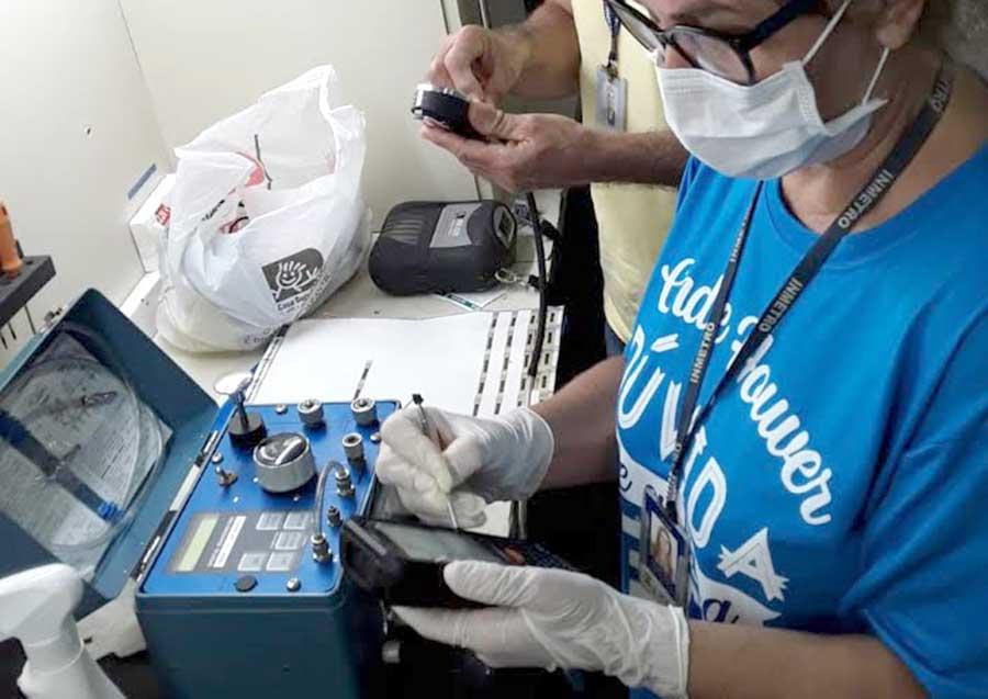 IPEM/RN fiscaliza balanças e medidores de pressão arterial em ...