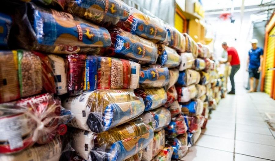 Governo inicia distribuição de 5 mil cestas básicas para ...
